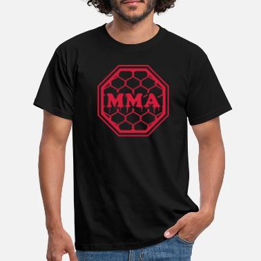 Octagon MMA - Mixed Martial Arts - Octagon - Men's T-Shirt