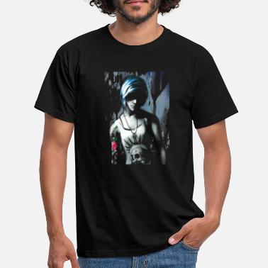 Strange Chloe between death and life is strange - Männer T-Shirt