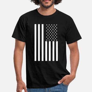 Stars And Stripes Stars and Stripes American Flag - Men's T-Shirt