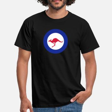 Royal Air Force royal australian air force roundell - Men's T-Shirt