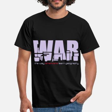No War war - Men's T-Shirt
