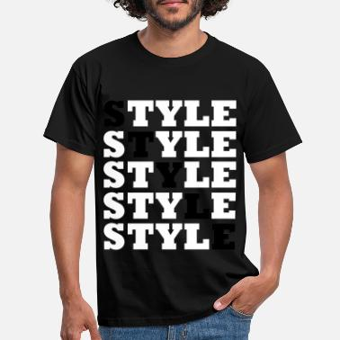 Styling Style - Street Style - Men's T-Shirt
