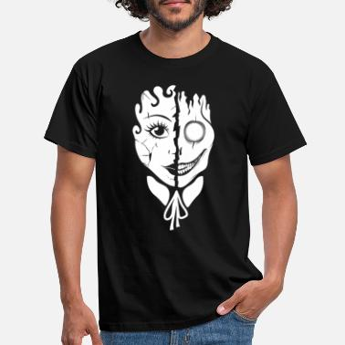 Headbanging Doll - Men's T-Shirt