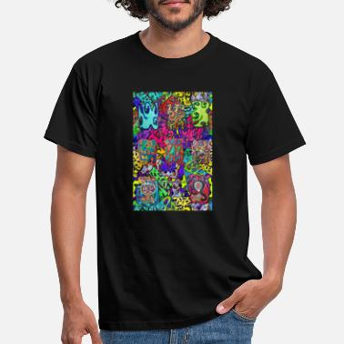 Graffiti graffiti 37 new 25 - Men's T-Shirt