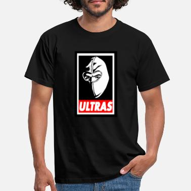 Obey Ultras Obey - T-shirt Homme