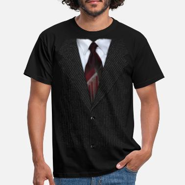 Slips suit v2 - T-shirt herr