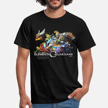 Might & Magic Elemental Guardians Logo - Männer T-Shirt