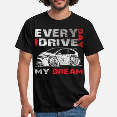 Every Day Focus MK2 RS Tuning - Männer T-Shirt