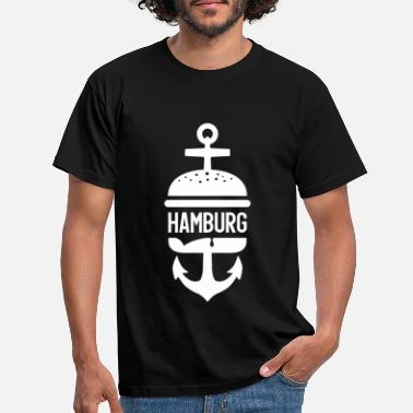Hamburg HAMBURG HAMBURGER - Men's T-Shirt