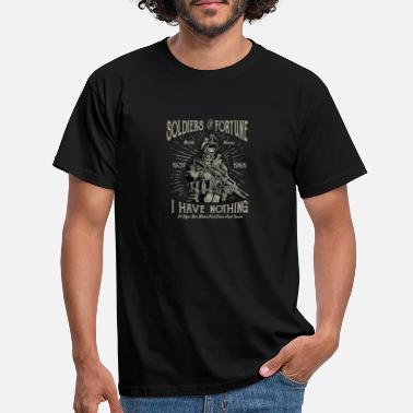 Soldier Of Fortune Soldiers Of Fortune2 - Mannen T-shirt