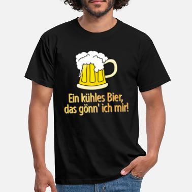 Bavaria Beer Oktoberfest motif for Oktoberfest in Bavaria - Men's T-Shirt