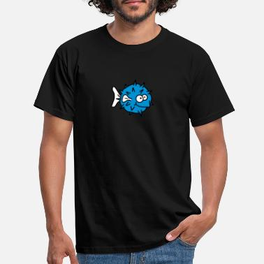 Blowfish Funny Blowfish - Männer T-Shirt