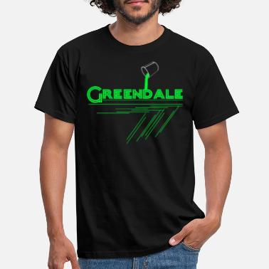 Greendale Greendale Milwaukee - Men's T-Shirt