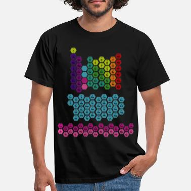 Periodic Table Periodic table of elements - Men's T-Shirt