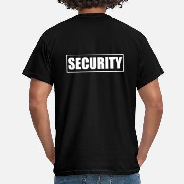 Security Service Security security service security service bouncer - Men's T-Shirt