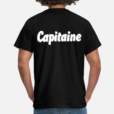 Captain Capitaine - Men's T-Shirt