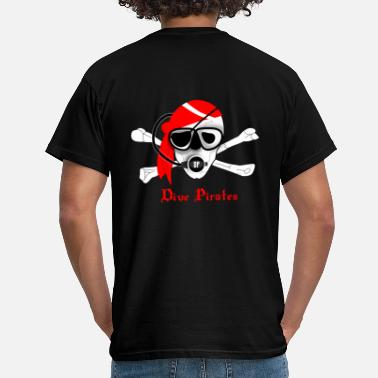 Pirates Dive-Pirates Collection - Männer T-Shirt