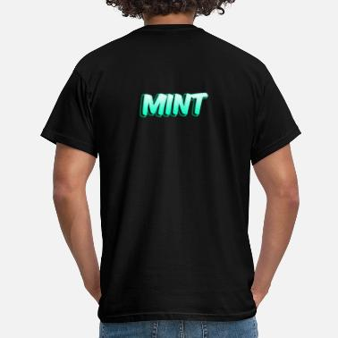 Mint Mint - T-skjorte for menn