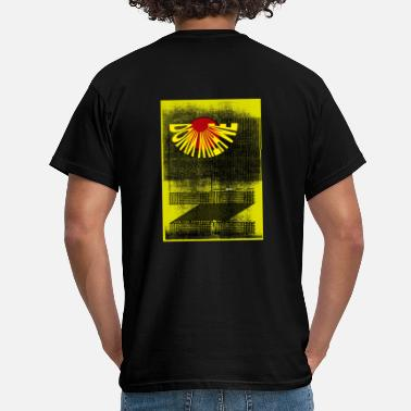 Down With Detroit DOWN WITH ME YELLOW - Männer T-Shirt