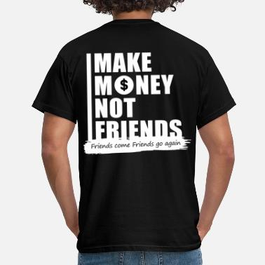 Money MONEY / FRIENDS - Men's T-Shirt