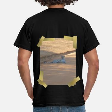 Picture Taped Picture - Männer T-Shirt