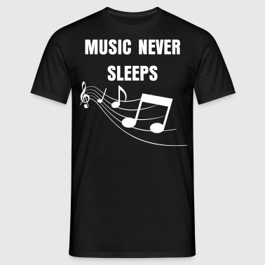 Music Notes - Männer T-Shirt