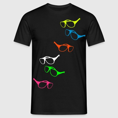 Sunglasses - Mannen T-shirt