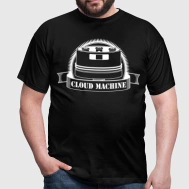 Cloud Machine T-Shirt - Männer T-Shirt