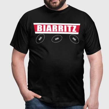 Biarritz rugby 2 - T-shirt Homme