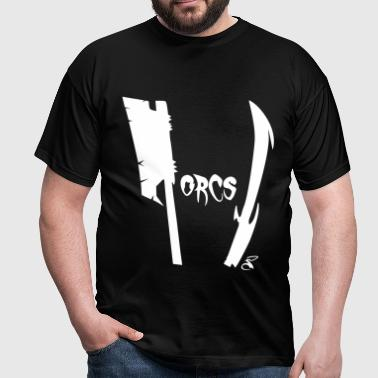 Symbol from the Orcs 1 - Men's T-Shirt