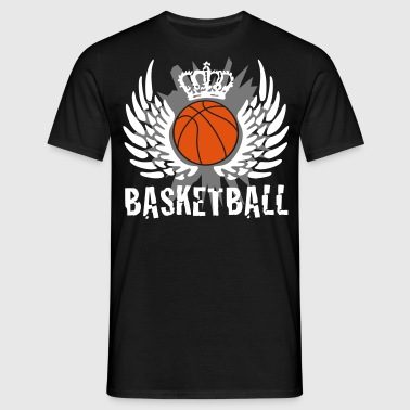 basketball_d_3c - Men's T-Shirt
