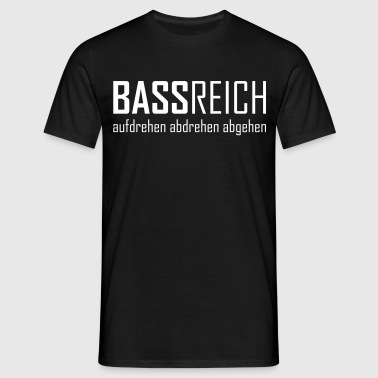 BASS - Men's T-Shirt