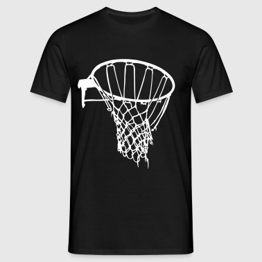 basket net raw basket-ball - T-shirt Homme