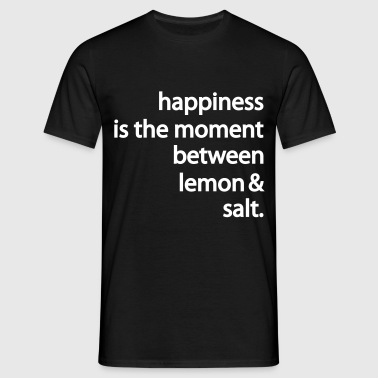 happiness - T-shirt Homme