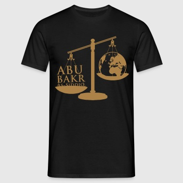 Abu Bakr - Men's T-Shirt