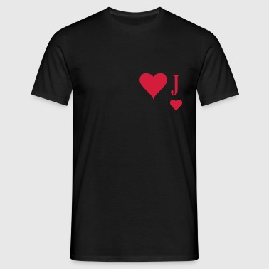 Young Heart - T-shirt herr