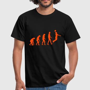 Evolution Basketball - T-shirt Homme