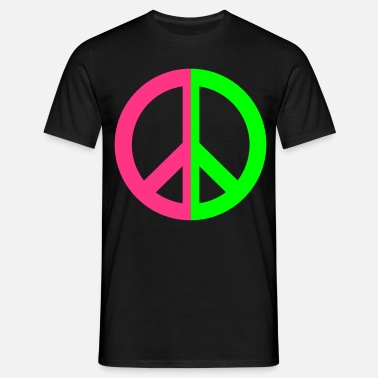 New Peace - MissPony ™ - Mannen T-shirt