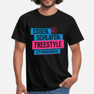 Freestyle Hobby Freestyle - Männer T-Shirt
