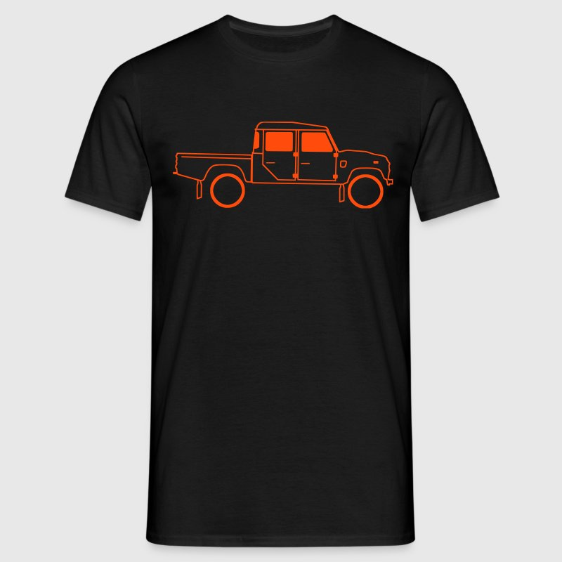 Defender 130 - Men's T-Shirt
