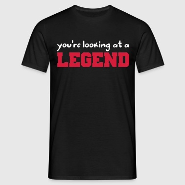 Legend - Herre-T-shirt