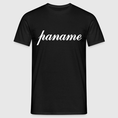 Paname Paris - T-shirt Homme
