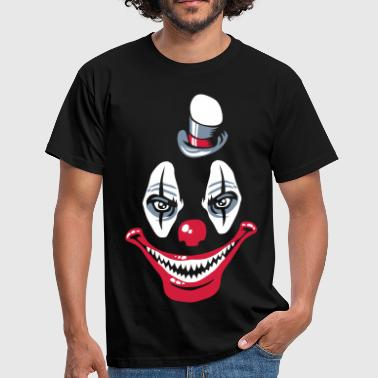 Strange clown - Men's T-Shirt