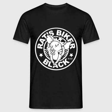 Rat's starbucks by LPB - T-shirt Homme
