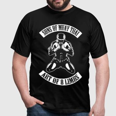 sons_of_muay_thai - T-shirt Homme