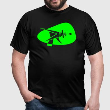 phaser Science- Fiction Strahlenwaffen - Männer T-Shirt