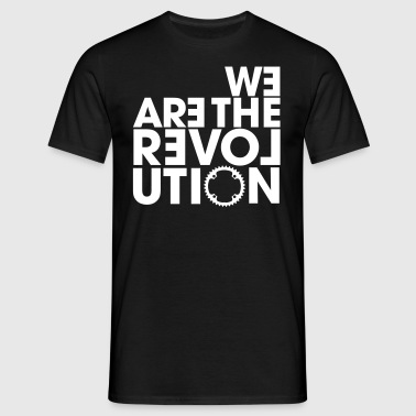 Bike Revolution - Men's T-Shirt