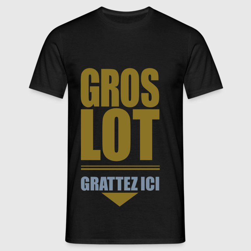 Gros lot - T-shirt Homme