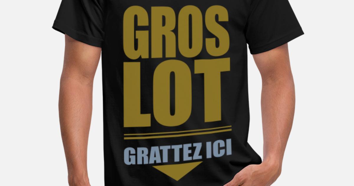 T HommeSpreadshirt Lot Lot Lot T Shirt Shirt HommeSpreadshirt T Gros Gros Gros zMpUGSqV