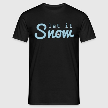 Snow - T-shirt Homme